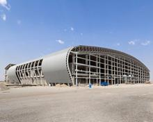 Supreme Supervision on the Construction of IKIA Salam Terminal